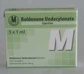 Boldenone Undecylenate March 200mg/amp