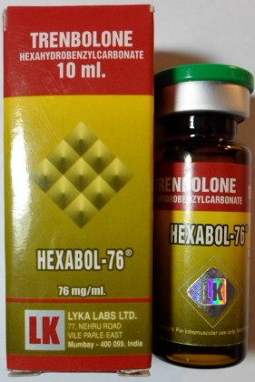 Hexabol 76mg/ml (10ml)