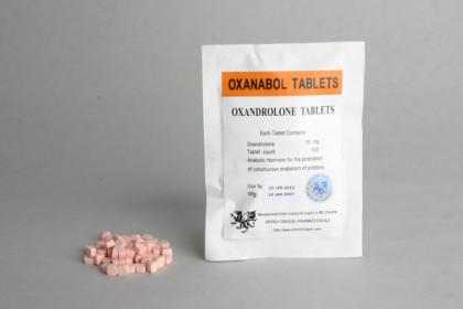 Oxanabol tabletter 10mg (100 tab)