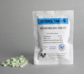 Oxydrol tabletter 50mg (100 tab)